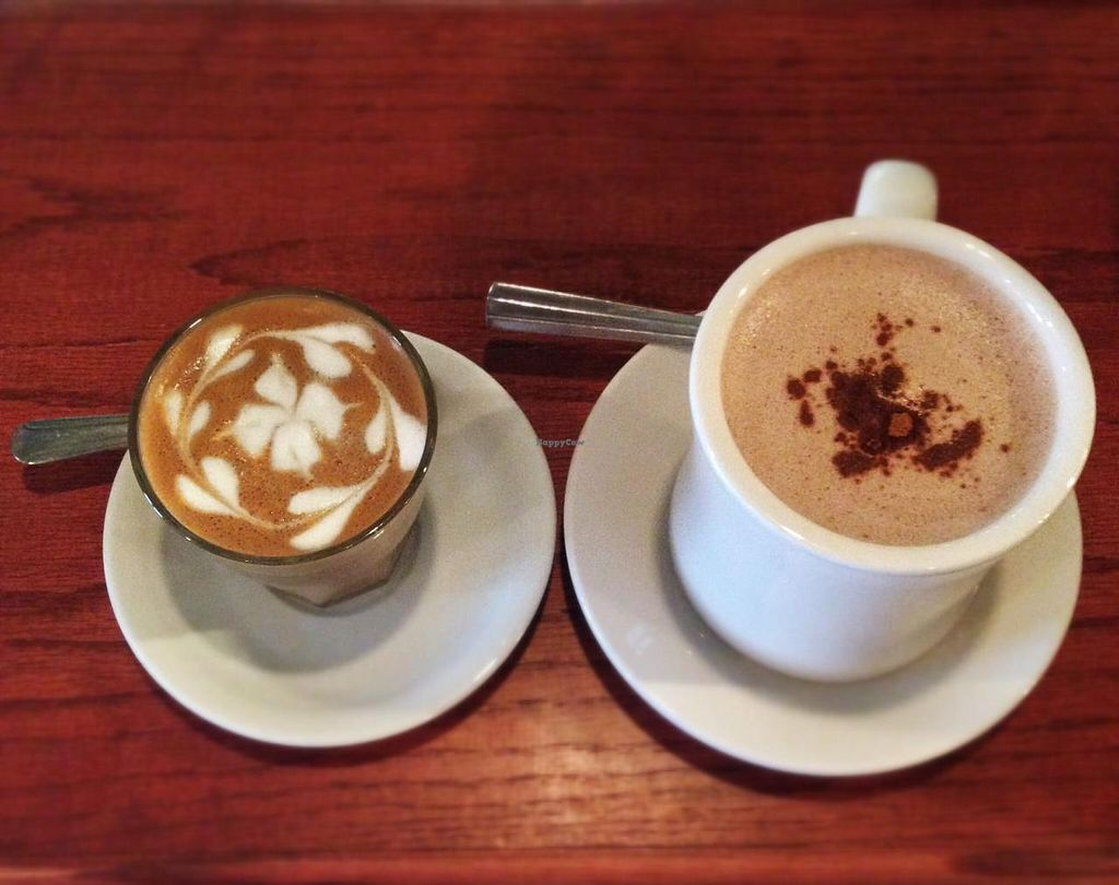 """Photo of Red Pipe Organic Cafe  by <a href=""""/members/profile/Veggiegirly"""">Veggiegirly</a> <br/>On my mini lunch date  <br/> April 4, 2015  - <a href='/contact/abuse/image/57108/97802'>Report</a>"""
