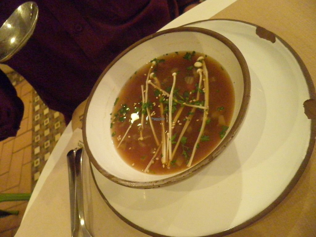 """Photo of Integral Figueres  by <a href=""""/members/profile/emelem"""">emelem</a> <br/>Miso soup! <br/> April 3, 2017  - <a href='/contact/abuse/image/57143/244417'>Report</a>"""