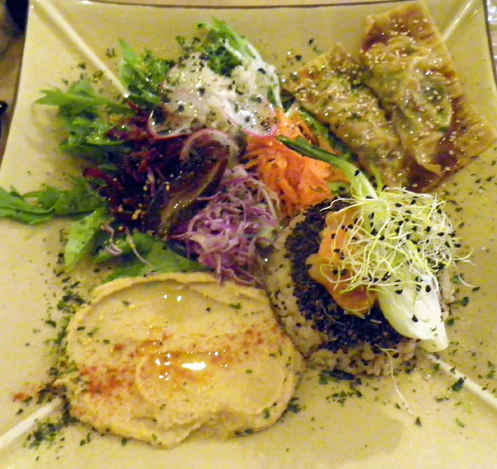 """Photo of Integral Figueres  by <a href=""""/members/profile/emelem"""">emelem</a> <br/>Mine was the dumpling choice <br/> April 3, 2017  - <a href='/contact/abuse/image/57143/244419'>Report</a>"""