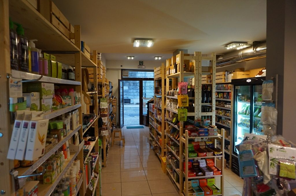"""Photo of Goveg Vegan Shop  by <a href=""""/members/profile/MMaree"""">MMaree</a> <br/>Small shop but so much to choose from! :D Great prices and variety.  <br/> October 29, 2016  - <a href='/contact/abuse/image/57148/185164'>Report</a>"""