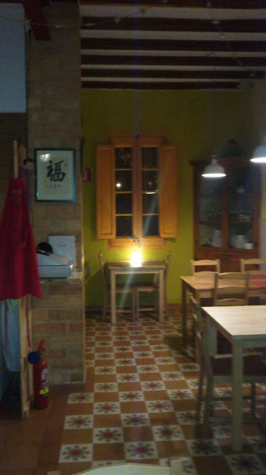 "Photo of CLOSED: El Bistro de Caldes  by <a href=""/members/profile/Titanium"">Titanium</a> <br/>Dinnig room in El Bistró de Caldes.  <br/> August 8, 2016  - <a href='/contact/abuse/image/57171/166861'>Report</a>"