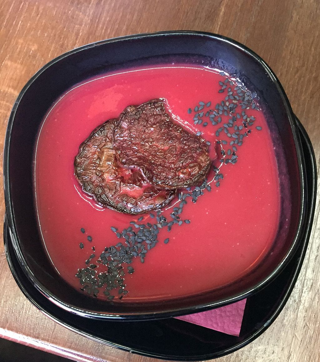 "Photo of GYVAS baras  by <a href=""/members/profile/KatM13"">KatM13</a> <br/>Beetroot soup <br/> March 19, 2018  - <a href='/contact/abuse/image/57175/372874'>Report</a>"