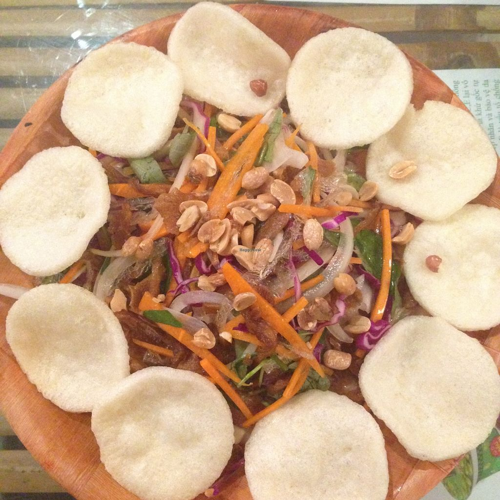 """Photo of 3 La Vegetarian  by <a href=""""/members/profile/Stevie"""">Stevie</a> <br/>Mushroom salad <br/> September 19, 2015  - <a href='/contact/abuse/image/57250/118416'>Report</a>"""