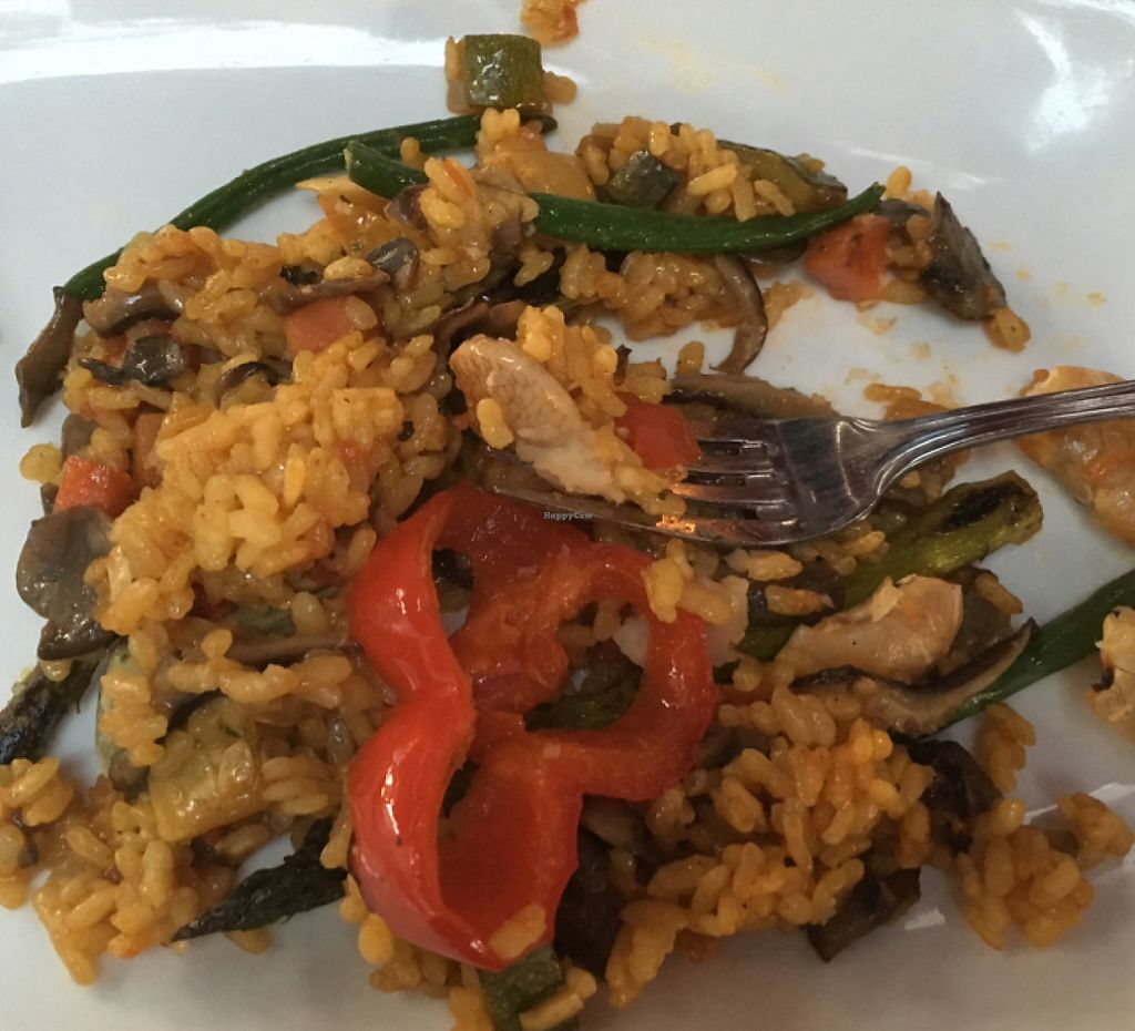 "Photo of La Taberna del Alabardero  by <a href=""/members/profile/Kristally"">Kristally</a> <br/>veggie paella <br/> June 18, 2016  - <a href='/contact/abuse/image/57274/191571'>Report</a>"