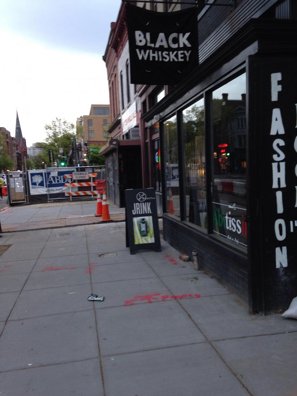 """Photo of Jrink Juicery - 14th St  by <a href=""""/members/profile/cookiem"""">cookiem</a> <br/>Shares space- so look for their signage <br/> April 28, 2015  - <a href='/contact/abuse/image/57278/100566'>Report</a>"""