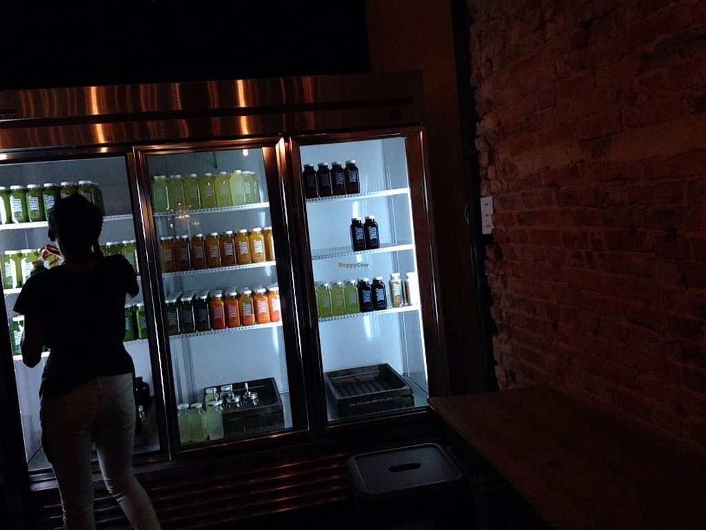 """Photo of Jrink Juicery - 14th St  by <a href=""""/members/profile/cookiem"""">cookiem</a> <br/>The cool chill juices <br/> April 28, 2015  - <a href='/contact/abuse/image/57278/100568'>Report</a>"""