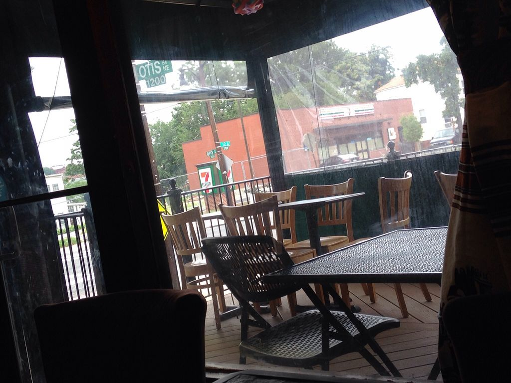 """Photo of Askale Cafe  by <a href=""""/members/profile/cookiem"""">cookiem</a> <br/>Patio seating <br/> August 6, 2015  - <a href='/contact/abuse/image/57279/112552'>Report</a>"""