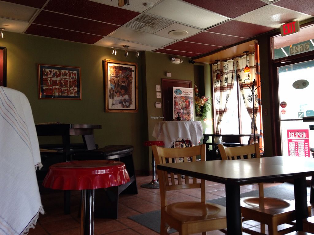 """Photo of Askale Cafe  by <a href=""""/members/profile/cookiem"""">cookiem</a> <br/>Some indoor seating <br/> August 6, 2015  - <a href='/contact/abuse/image/57279/112553'>Report</a>"""