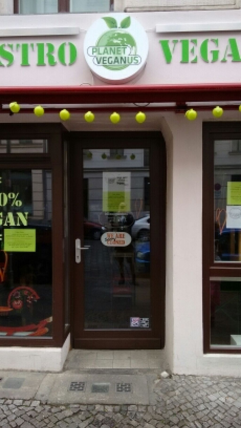 """Photo of CLOSED: Planet Veganus  by <a href=""""/members/profile/craigmc"""">craigmc</a> <br/>not open!  <br/> March 30, 2016  - <a href='/contact/abuse/image/57291/141857'>Report</a>"""