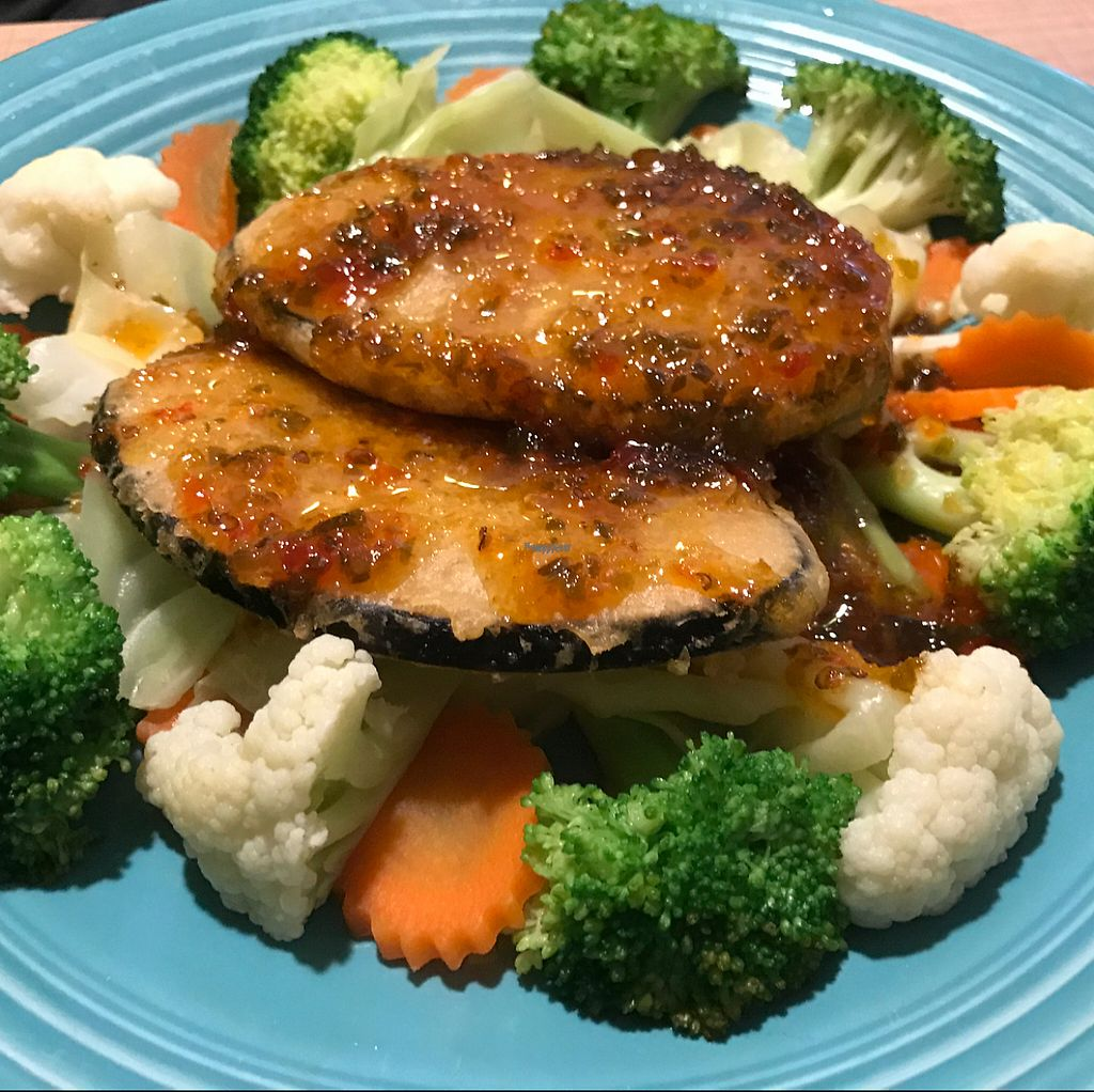 """Photo of Vegan House  by <a href=""""/members/profile/amberk13"""">amberk13</a> <br/>Fish of Three Flavor <br/> February 19, 2017  - <a href='/contact/abuse/image/57294/228194'>Report</a>"""