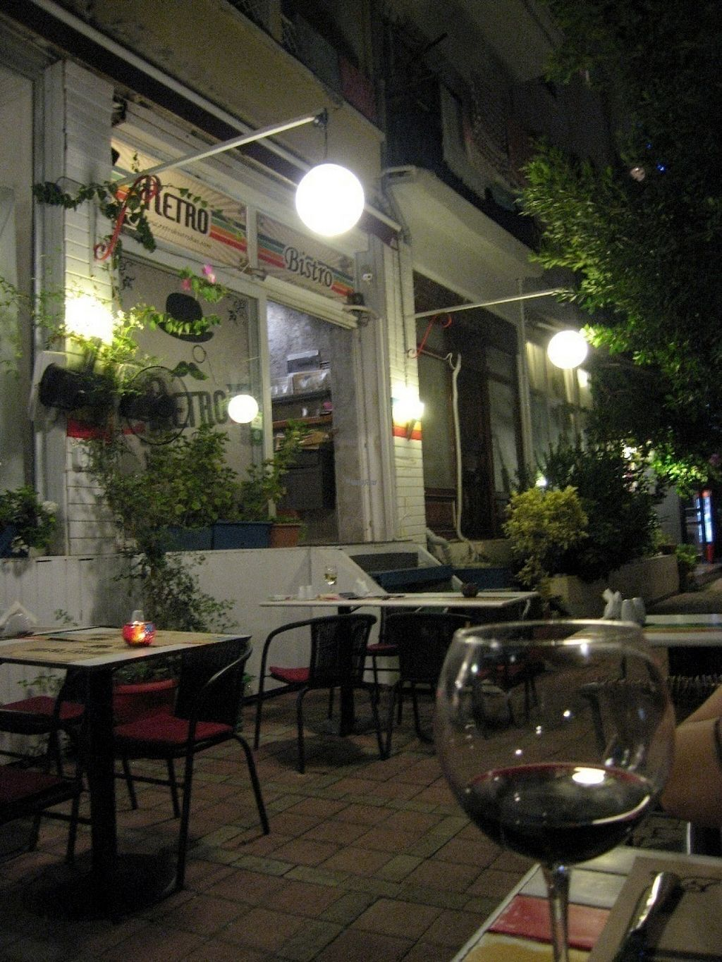 "Photo of Retro Bistro Kas  by <a href=""/members/profile/SG213"">SG213</a> <br/>Seating area at the back <br/> August 22, 2016  - <a href='/contact/abuse/image/57310/170729'>Report</a>"