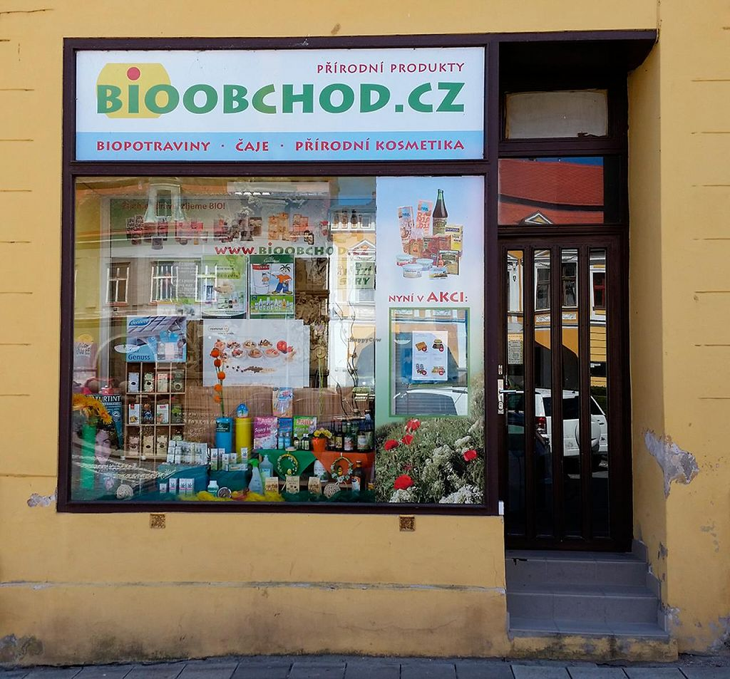 """Photo of Bioobchod.cz  by <a href=""""/members/profile/Hanzelka70"""">Hanzelka70</a> <br/>Outside the shop Bio Store on the square in the town of Jaroměř <br/> April 20, 2015  - <a href='/contact/abuse/image/57356/99770'>Report</a>"""