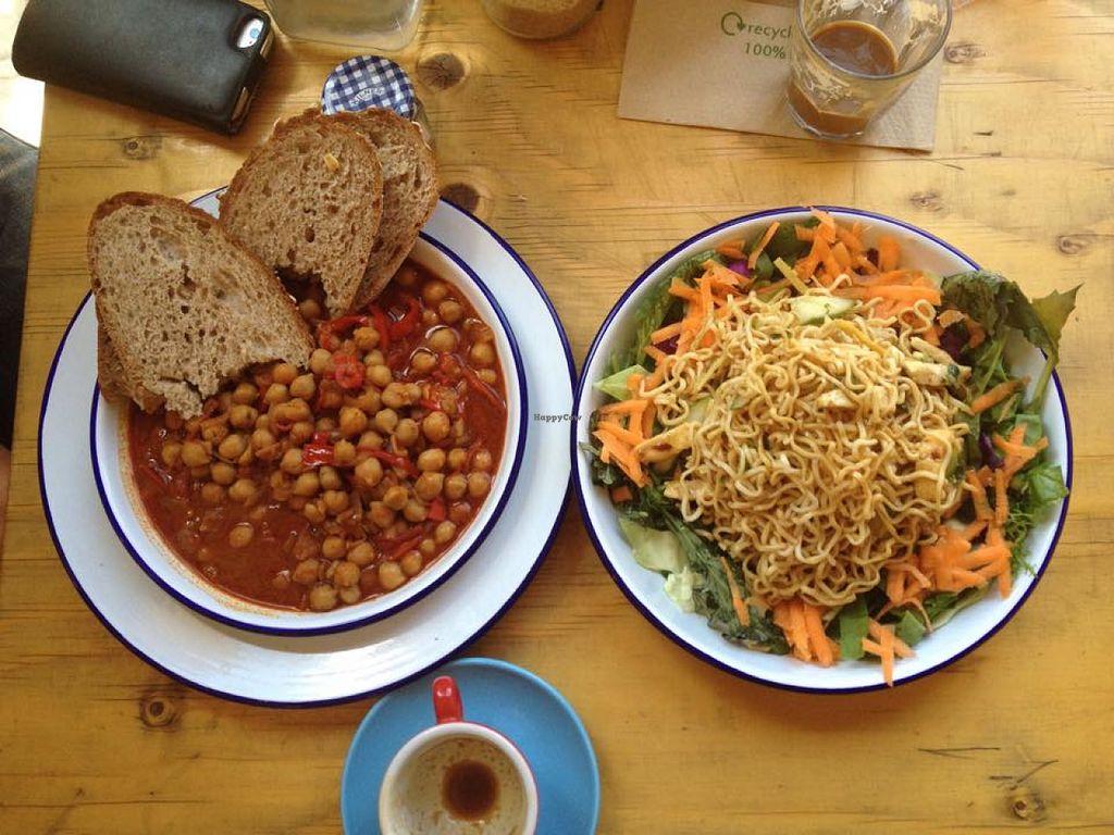 "Photo of Trew Era Cafe  by <a href=""/members/profile/J-Veg"">J-Veg</a> <br/>Vegan nom noms <br/> July 30, 2015  - <a href='/contact/abuse/image/57393/111589'>Report</a>"