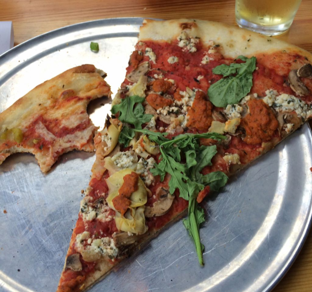 "Photo of Sizzle Pie - West Burnside  by <a href=""/members/profile/KateRichardson"">KateRichardson</a> <br/>Apocalypse Dudes slice   <br/> June 16, 2016  - <a href='/contact/abuse/image/57434/220554'>Report</a>"