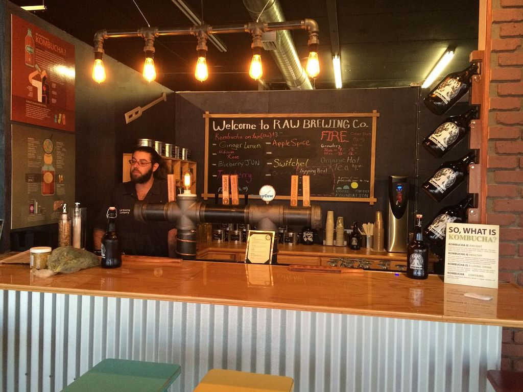 """Photo of CLOSED: One Kombucha  by <a href=""""/members/profile/kmilitello"""">kmilitello</a> <br/>Kombucha bar <br/> April 14, 2015  - <a href='/contact/abuse/image/57463/99056'>Report</a>"""