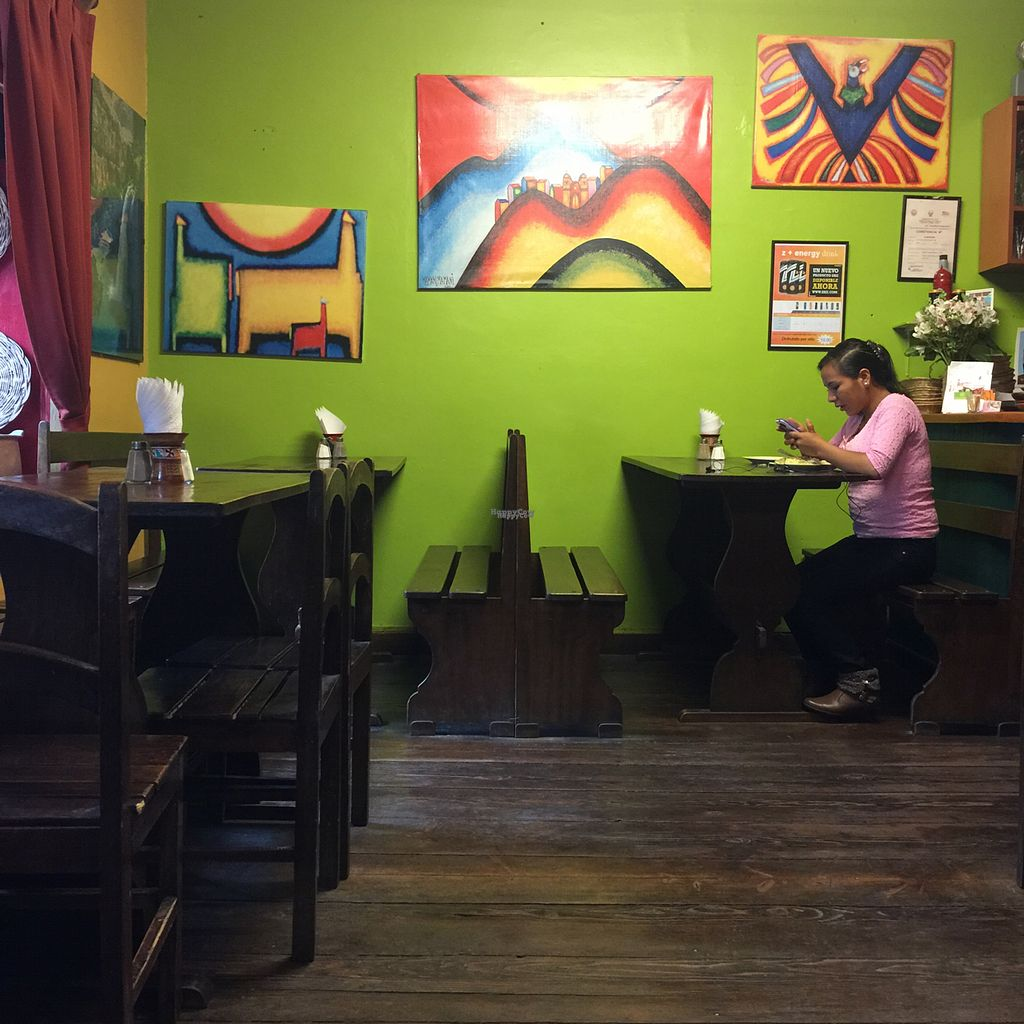 "Photo of El Encuentro - Sta Catalina Ancha  by <a href=""/members/profile/earthville"">earthville</a> <br/>dining room <br/> September 20, 2016  - <a href='/contact/abuse/image/5748/177038'>Report</a>"