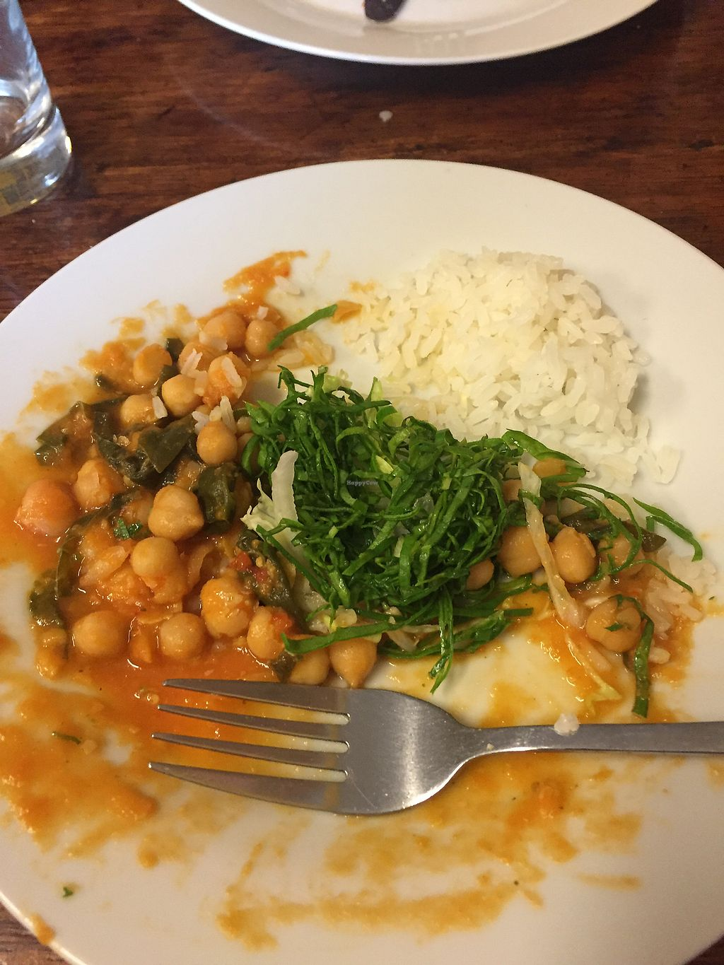 "Photo of El Encuentro - Sta Catalina Ancha  by <a href=""/members/profile/Dianebg"">Dianebg</a> <br/>Chickpea curry <br/> October 17, 2017  - <a href='/contact/abuse/image/5748/316171'>Report</a>"