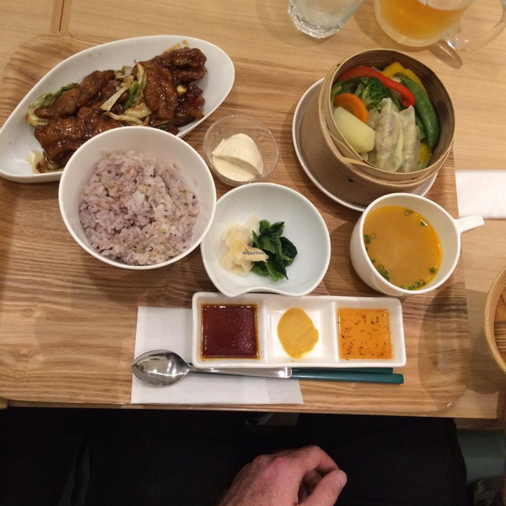 """Photo of T's Tan Tan  by <a href=""""/members/profile/corrinalyon"""">corrinalyon</a> <br/>set meal <br/> May 27, 2015  - <a href='/contact/abuse/image/57492/103570'>Report</a>"""