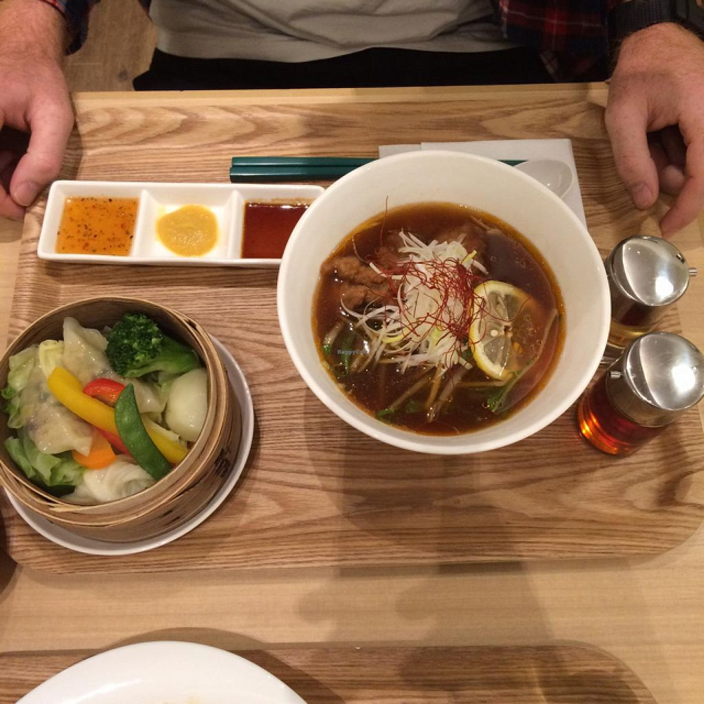 """Photo of T's Tan Tan  by <a href=""""/members/profile/corrinalyon"""">corrinalyon</a> <br/>spicy noodle  <br/> May 28, 2015  - <a href='/contact/abuse/image/57492/103757'>Report</a>"""