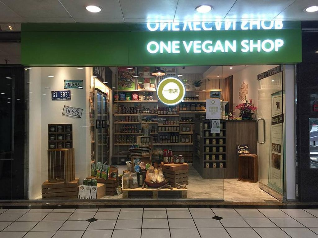 """Photo of One Vegan Shop  by <a href=""""/members/profile/community"""">community</a> <br/>One Vegan Shop <br/> April 16, 2015  - <a href='/contact/abuse/image/57515/99230'>Report</a>"""
