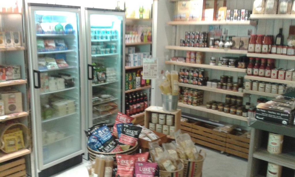"""Photo of One Vegan Shop  by <a href=""""/members/profile/Stevie"""">Stevie</a> <br/>Inside <br/> April 18, 2015  - <a href='/contact/abuse/image/57515/99424'>Report</a>"""