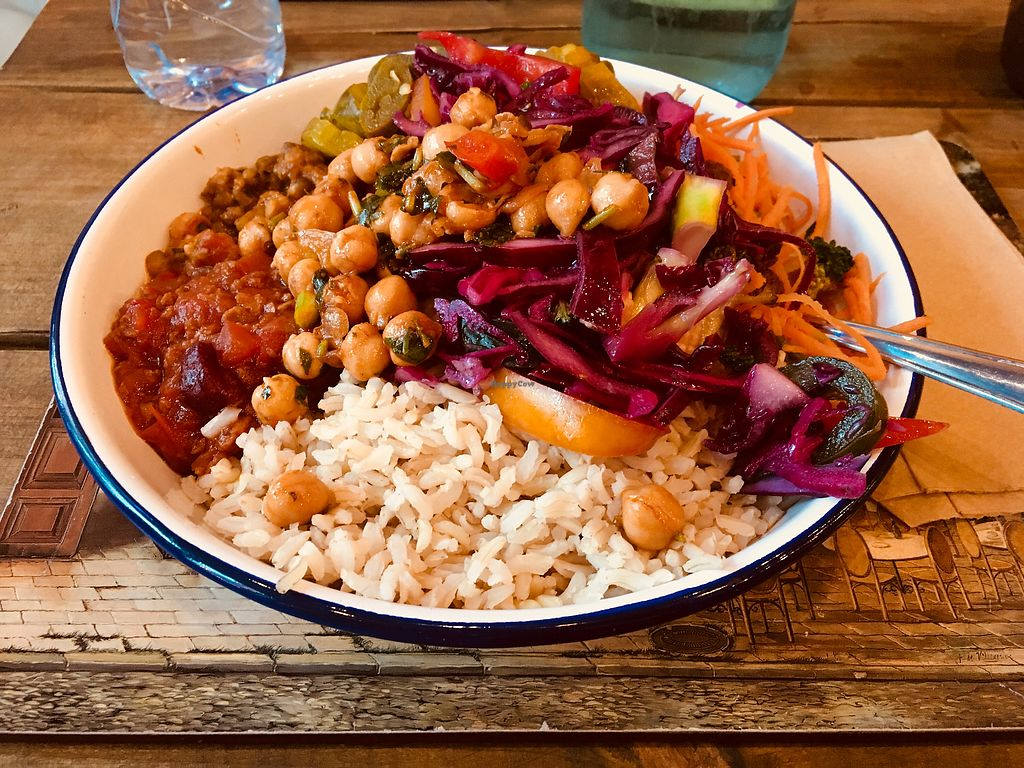 """Photo of Woolley's  by <a href=""""/members/profile/kb3"""">kb3</a> <br/>Lunch with salads <br/> February 28, 2018  - <a href='/contact/abuse/image/57535/364897'>Report</a>"""