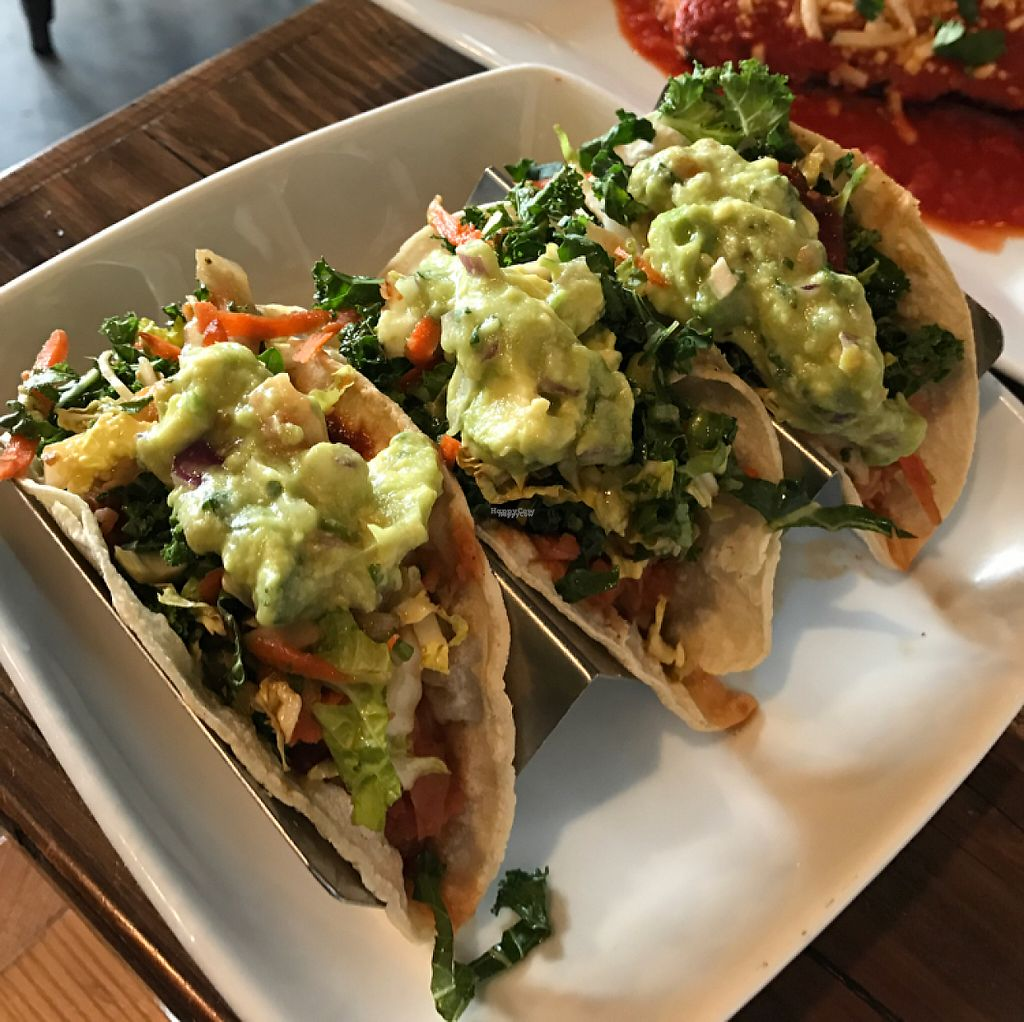 """Photo of VegeNation  by <a href=""""/members/profile/lindseymiller"""">lindseymiller</a> <br/>the amazing East West tacos  <br/> April 22, 2017  - <a href='/contact/abuse/image/57542/251211'>Report</a>"""