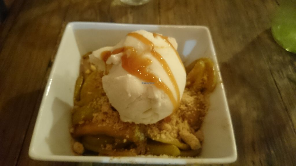 """Photo of VegeNation  by <a href=""""/members/profile/chb-pbfp"""">chb-pbfp</a> <br/>Warm apple cobbler <br/> April 12, 2018  - <a href='/contact/abuse/image/57542/384333'>Report</a>"""