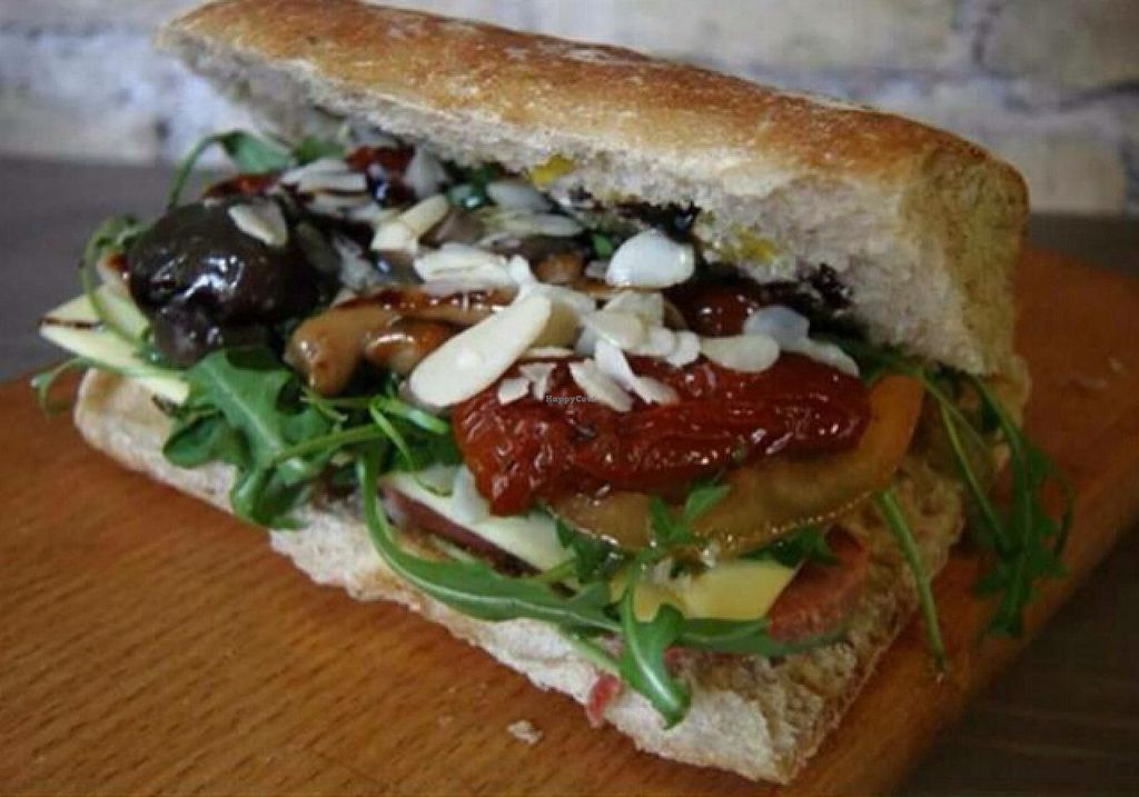 """Photo of iPhame  by <a href=""""/members/profile/Emanule"""">Emanule</a> <br/>Best Vegan in Rome!!  <br/> June 26, 2015  - <a href='/contact/abuse/image/57560/107347'>Report</a>"""