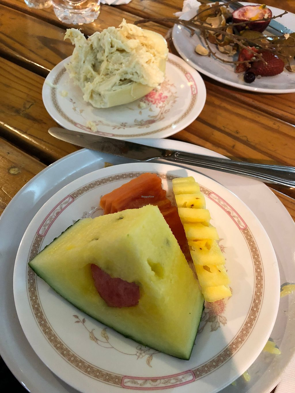 "Photo of Baiyoke Sky Hotel Fruit Buffet  by <a href=""/members/profile/JanaFisher"">JanaFisher</a> <br/>Yellow watermelon <br/> January 4, 2018  - <a href='/contact/abuse/image/57563/342809'>Report</a>"