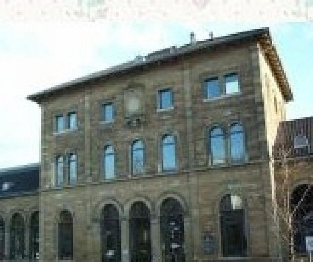 """Photo of Kulturhaus der Stattbahnhof  by <a href=""""/members/profile/community"""">community</a> <br/>Kulturhaus der Stattbahnhof <br/> April 17, 2015  - <a href='/contact/abuse/image/57565/99348'>Report</a>"""