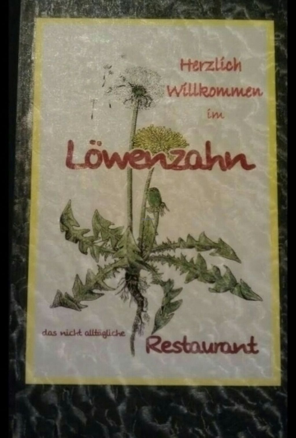 """Photo of Lowenzahn  by <a href=""""/members/profile/LeniVo"""">LeniVo</a> <br/>menu  <br/> July 16, 2016  - <a href='/contact/abuse/image/57567/160210'>Report</a>"""