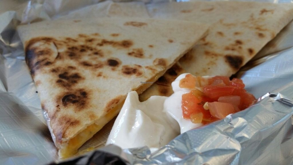"""Photo of CLOSED: Planet Yum  by <a href=""""/members/profile/EverydayTastiness"""">EverydayTastiness</a> <br/>quesadilla <br/> January 16, 2016  - <a href='/contact/abuse/image/57629/132598'>Report</a>"""