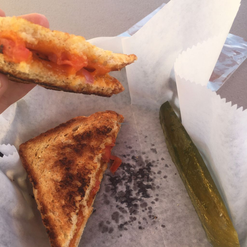 """Photo of CLOSED: Planet Yum  by <a href=""""/members/profile/ajcummings08"""">ajcummings08</a> <br/>grilled cheese! <br/> July 9, 2016  - <a href='/contact/abuse/image/57629/158710'>Report</a>"""