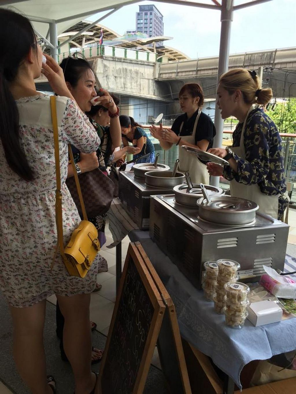 """Photo of Bangkok Farmers' Market  by <a href=""""/members/profile/community"""">community</a> <br/>vendor <br/> April 20, 2015  - <a href='/contact/abuse/image/57632/99705'>Report</a>"""