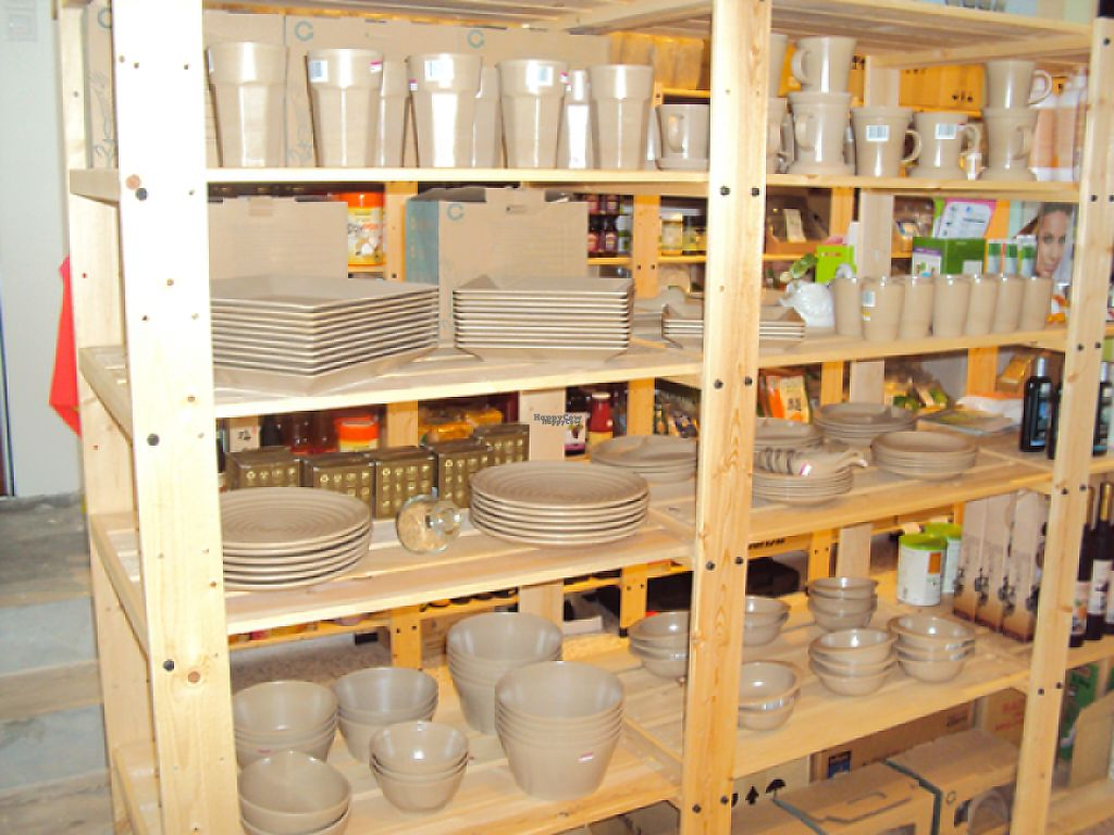Photo of EO Organic Mart  by Raphael_Dane <br/>Environmental Friendly Tableware <br/> February 11, 2017  - <a href='/contact/abuse/image/57633/225195'>Report</a>