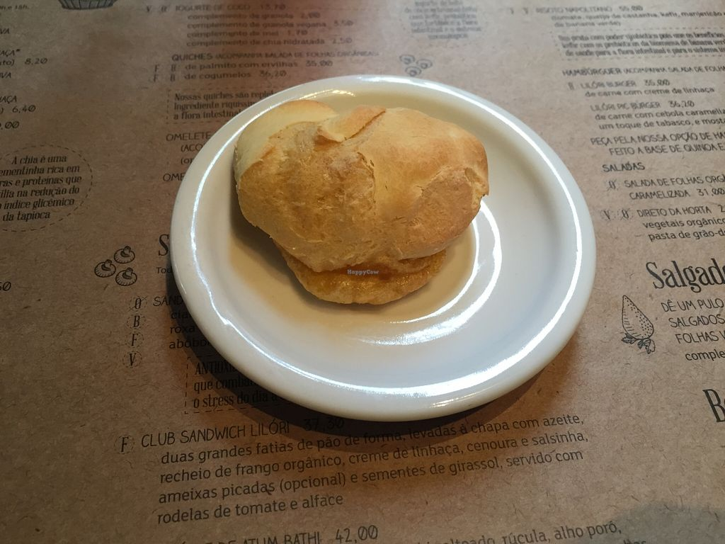 """Photo of Lilori  by <a href=""""/members/profile/Paolla"""">Paolla</a> <br/>''Pão mineirinho'' - a kind of cheese bread (vegan, of course) <br/> November 24, 2015  - <a href='/contact/abuse/image/57637/126141'>Report</a>"""