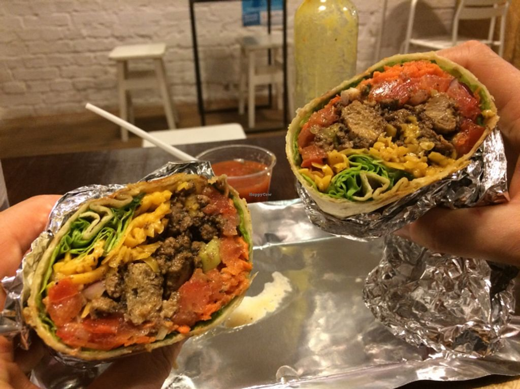 """Photo of Momencik  by <a href=""""/members/profile/Beaa"""">Beaa</a> <br/>marinated soy burrito  <br/> December 27, 2015  - <a href='/contact/abuse/image/57643/129967'>Report</a>"""