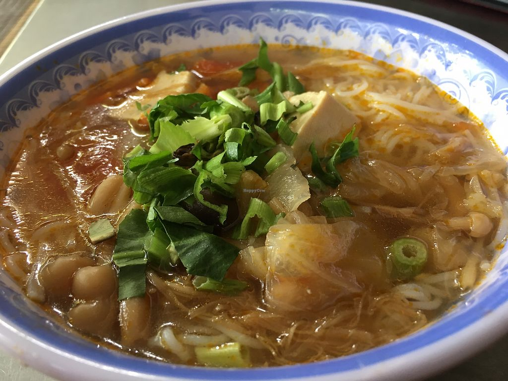 "Photo of An Nhu  by <a href=""/members/profile/Veg4Jay"">Veg4Jay</a> <br/>Vermicelli and Mushroom Soup <br/> September 28, 2017  - <a href='/contact/abuse/image/57657/309297'>Report</a>"