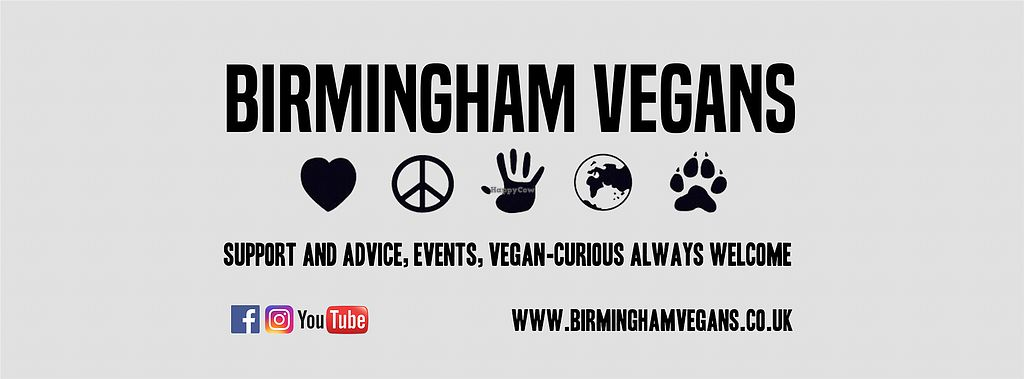 """Photo of Birmingham Vegans  by <a href=""""/members/profile/thomquinoa"""">thomquinoa</a> <br/>BV Logo <br/> January 17, 2018  - <a href='/contact/abuse/image/57678/347741'>Report</a>"""