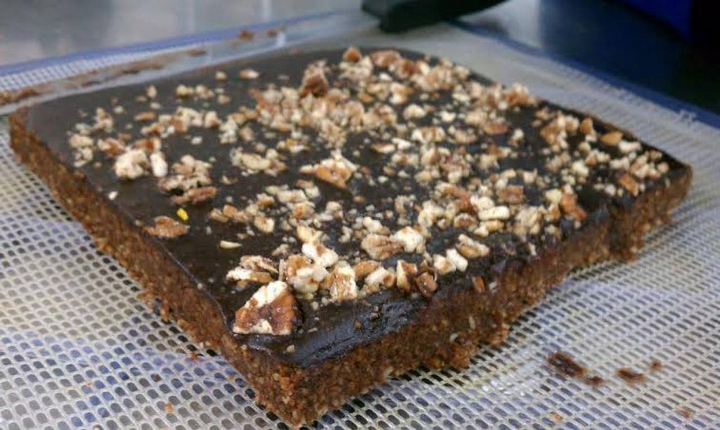"Photo of The Graff Academy of Raw Food Education  by <a href=""/members/profile/ShaunHogan"">ShaunHogan</a> <br/>Chocolate Brownies! <br/> April 24, 2015  - <a href='/contact/abuse/image/57701/100104'>Report</a>"
