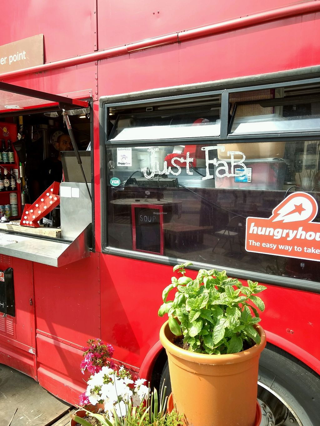 "Photo of Just FaB - Food Bus  by <a href=""/members/profile/craigmc"">craigmc</a> <br/>decal <br/> April 21, 2018  - <a href='/contact/abuse/image/57709/389008'>Report</a>"