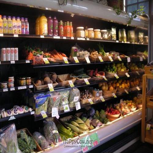 """Photo of CLOSED: Bamboo Market  by <a href=""""/members/profile/steamboatjody"""">steamboatjody</a> <br/>The deli staff deciding what to make next from our produce selection <br/> April 21, 2011  - <a href='/contact/abuse/image/5770/8290'>Report</a>"""