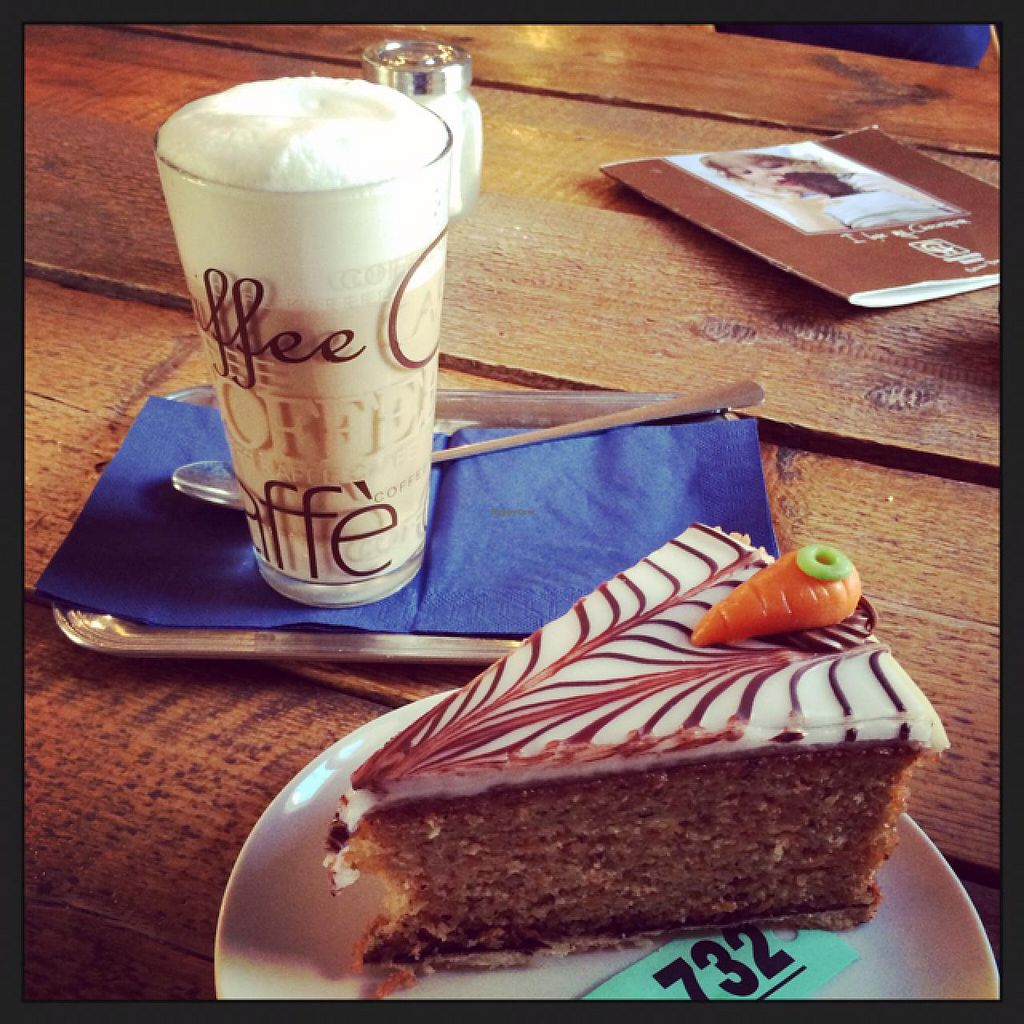 """Photo of Chocolate House  by <a href=""""/members/profile/Essie"""">Essie</a> <br/>Carrot cake <br/> June 23, 2015  - <a href='/contact/abuse/image/57742/107066'>Report</a>"""