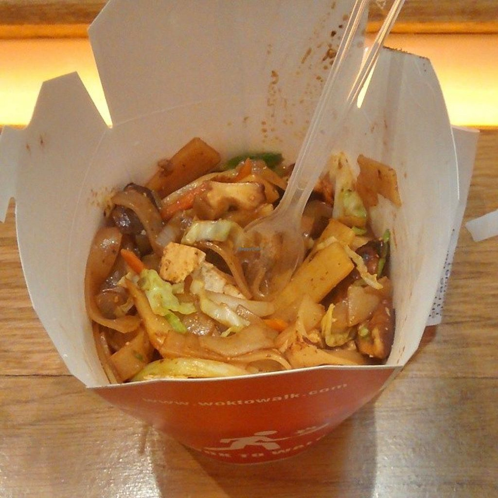 """Photo of Wok to Walk  by <a href=""""/members/profile/LeFunks"""">LeFunks</a> <br/>Rice noodles / Veggies / Tofu / Shiitake mushrooms / bamboo shoots <br/> April 28, 2015  - <a href='/contact/abuse/image/57755/100535'>Report</a>"""