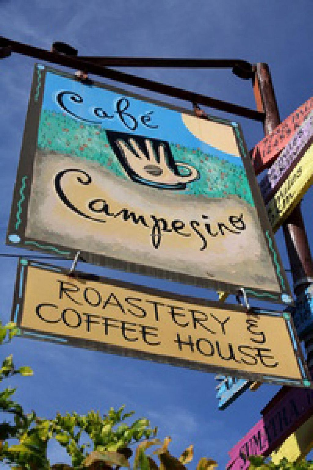 "Photo of Cafe Campesino  by <a href=""/members/profile/community"">community</a> <br/>Cafe Campesino <br/> April 26, 2015  - <a href='/contact/abuse/image/57757/100341'>Report</a>"