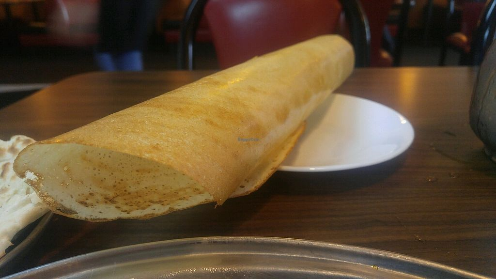 """Photo of Woodlands  by <a href=""""/members/profile/rklevens"""">rklevens</a> <br/>vegan dosa <br/> March 31, 2018  - <a href='/contact/abuse/image/5775/378929'>Report</a>"""