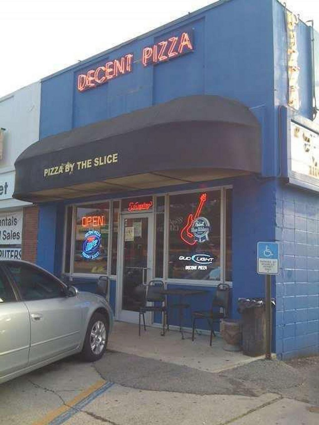 """Photo of Decent Pizza  by <a href=""""/members/profile/community"""">community</a> <br/>Decent Pizza <br/> April 25, 2015  - <a href='/contact/abuse/image/57790/100263'>Report</a>"""