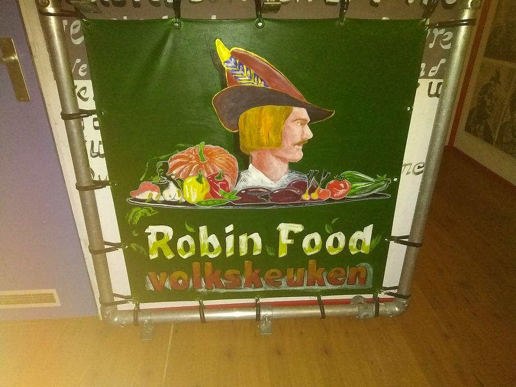 """Photo of Robin Food  by <a href=""""/members/profile/thenaturalfusions"""">thenaturalfusions</a> <br/>Robin Food Amsterdam <br/> May 18, 2017  - <a href='/contact/abuse/image/57806/259799'>Report</a>"""