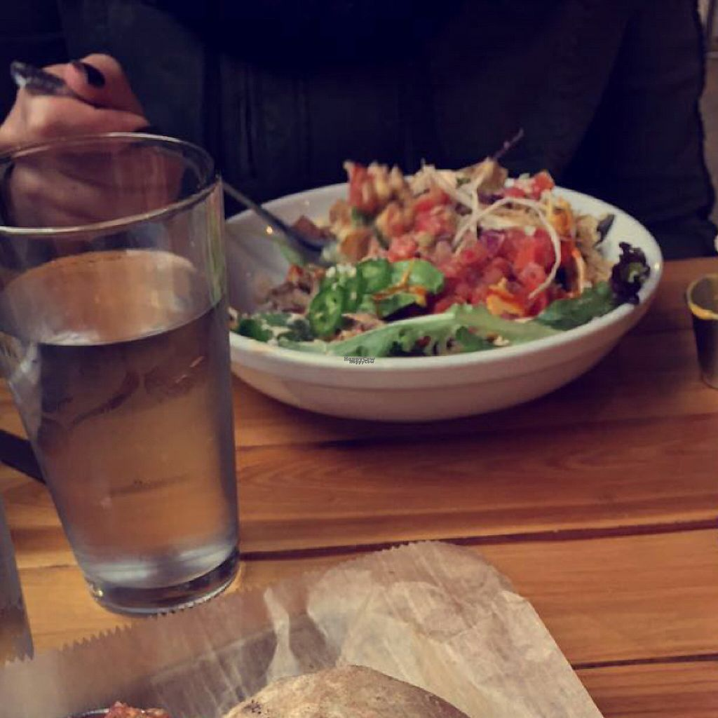 "Photo of The Lunch Room Bakery & Cafe  by <a href=""/members/profile/pinaclaudiaa"">pinaclaudiaa</a> <br/>Taco 'bout it Salad <br/> November 27, 2016  - <a href='/contact/abuse/image/57807/194922'>Report</a>"